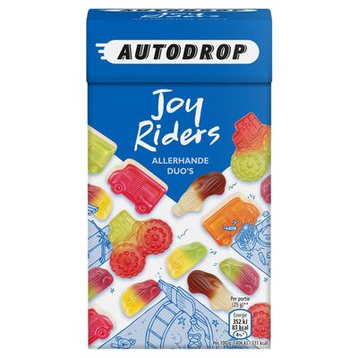 Autodrop Joyriders duo's