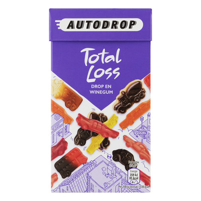 Autodrop Total loss